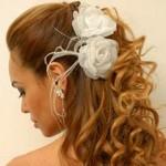 Peinados de novia  Peinados para fiestas 3